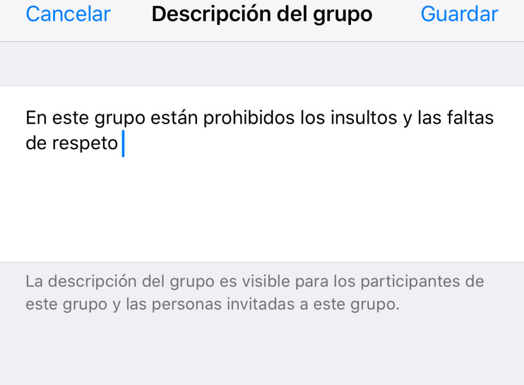 captura descripción grupo whatsapp blakcnosaur